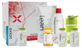 Xyngular Ignite Fat Burning System Kit