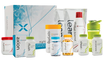 Xyngular Ultimate Transformation Pack - Complete Nutritional Support