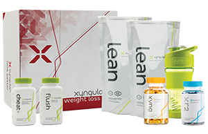 Xyngular Weight Loss Kit - Look Better