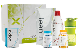 Xyngular Wellness Kit - Total health support