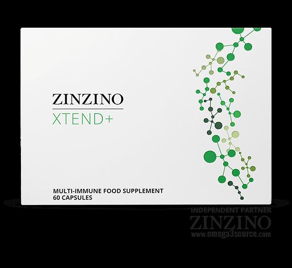 Zinzino Xtend+: 22 Natural Essential Vitamins and Minerals