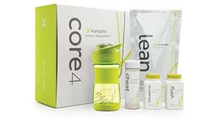 Core4 Bundle - Natural Weight Loss Program