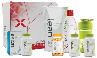 Xyngular Ignite Fat Burning System